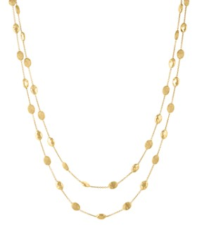 "Marco Bicego - 18K Yellow Gold Siviglia Necklace, 36"" - 100% Exclusive"