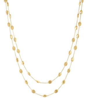 Marco Bicego 18K Yellow Gold Siviglia Necklace, 36 - 100% Exclusive