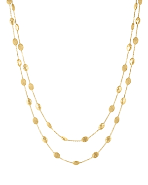 Marco Bicego 18K Yellow Gold Siviglia Necklace, 36 - 100% Exclusive
