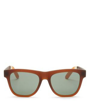 Toms Traveler Dalston Oversized Square Sunglasses, 54mm