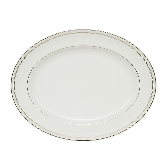 "Waterford - ""Padova"" Oval Platter"