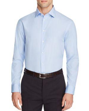 Armani Collezioni Armani Classic Fit Button-Down Shirt