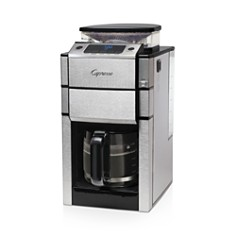 Capresso - Pro Plus Glass Coffeemaker and Grinder