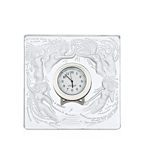 Lalique - Naiades Clock