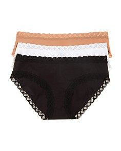 Natori - Bliss Girl Briefs, Set of 3