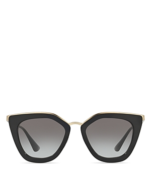 Sleek frames and sharp features make Prada\\\'s sunglasses a polished addition to any beach or brunch-bound look.