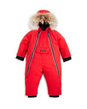Canada Goose Unisex Lamb Snowsuit - Baby