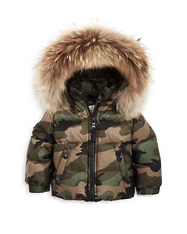 SAM. - Unisex Camo Snow Bunny Jacket - Baby