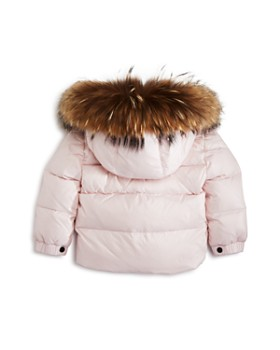 684995374ee Girls' Fur-Trimmed Snowbunny Jacket - Baby