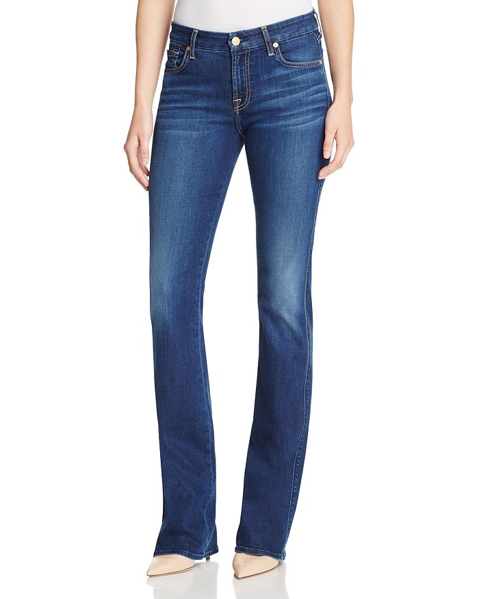 7 For All Mankind - b(air) Kimmie Bootcut Jeans in Duchess