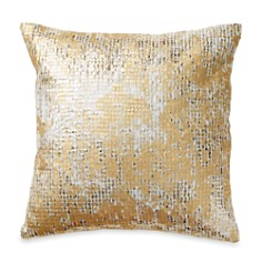 "Donna Karan Sequin Printed Decorative Pillow, 16"" x 16"" - Bloomingdale's_0"