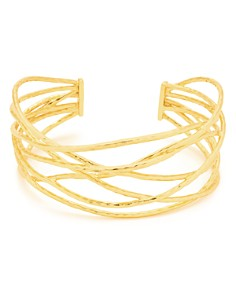 Gorjana - Lola Crisscross Wire Cuff