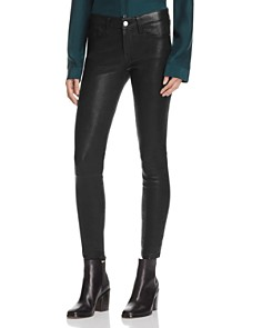 FRAME - Le Skinny Leather Pants