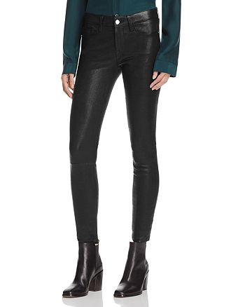 FRAME - Le Skinny Leather Pants