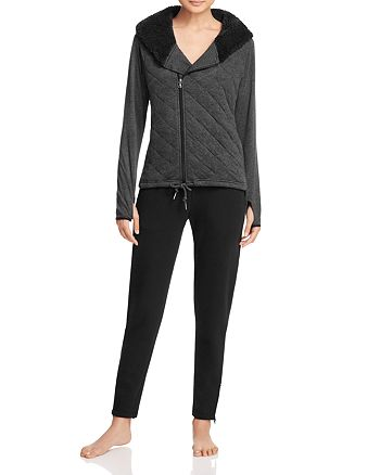 UGG® - Kay Quilted Top & Molly Jogger Pants