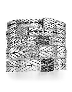 JOHN HARDY - Sterling Silver Modern Chain Bracelets