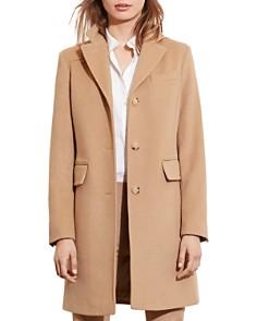 Ralph Lauren - Flap Pocket Reefer Coat