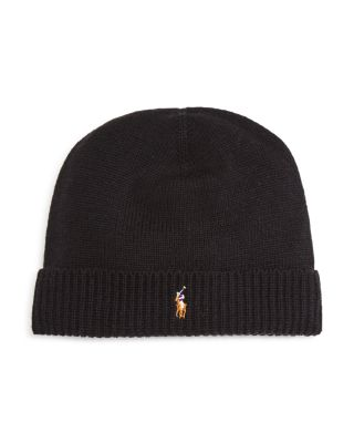 Lux Merino Cuff Hat by Polo Ralph Lauren