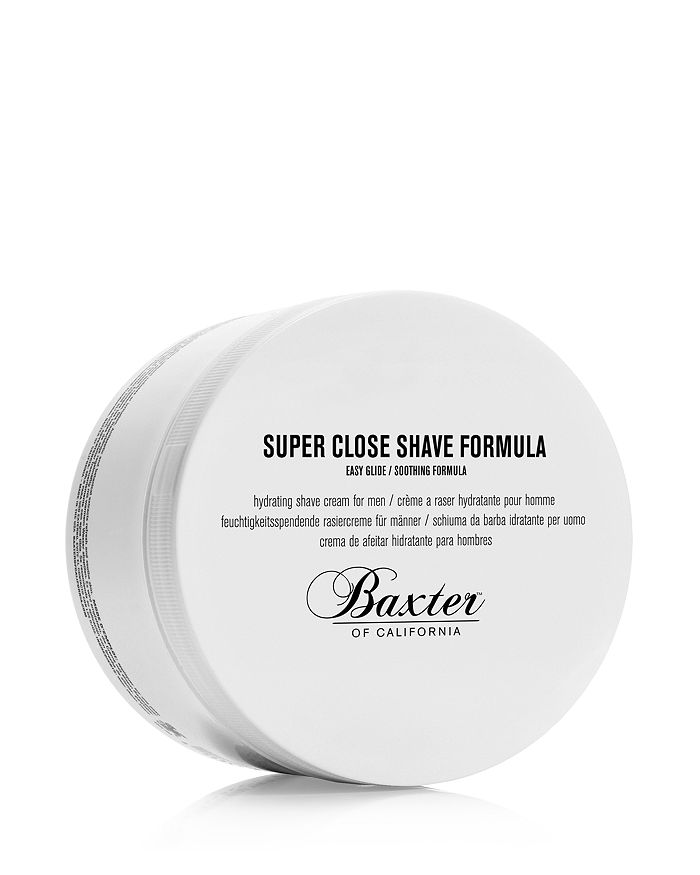 Baxter of California - Super Close Shave Formula