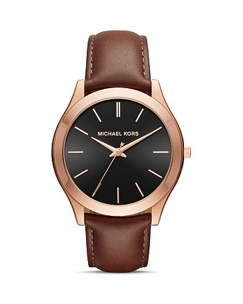 Michael Kors - Slim Runway Watch, 44mm
