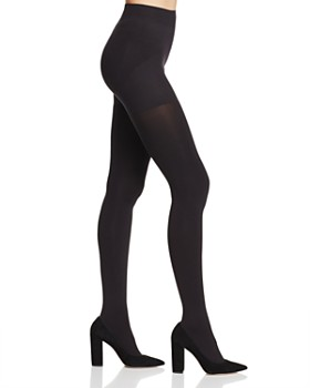HUE - Blackout Opaque Shaping Tights
