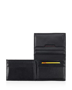 Tumi - Chambers Leather L-Fold ID ID Wallet