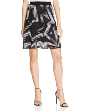 M Missoni Geo Knit Skirt