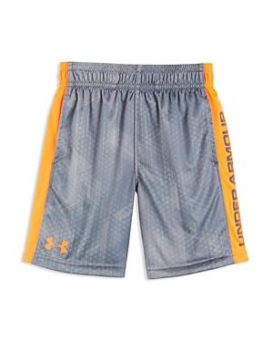 Under Armour Boys' Fine Mesh Sports Shorts - Sizes 4-7