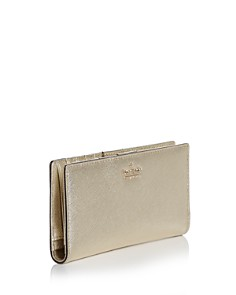 kate spade new york - Cameron Street Stacy Saffiano Leather Wallet