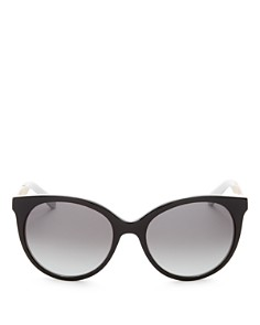 kate spade new york - Women's Amaya Cat Eye Sunglasses, 53mm