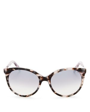 kate spade new york Amaya Cat Eye Sunglasses, 53mm
