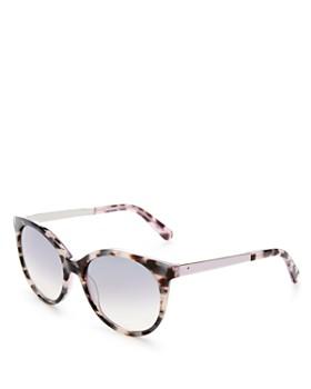 kate spade new york - Women's Amaya Cat Eye Sunglasses, 53mm