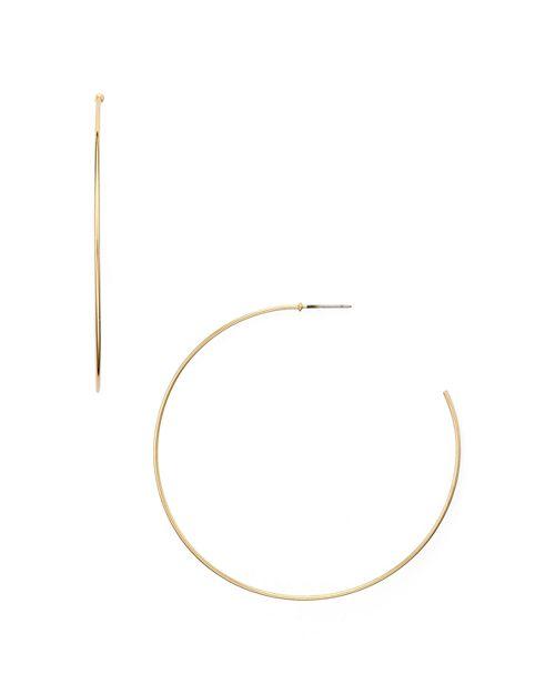 Aqua Freedom Whisper Hoop Earrings 100 Exclusive