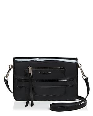Marc Jacobs Medium Madison T2 Patent Classic Shoulder Bag