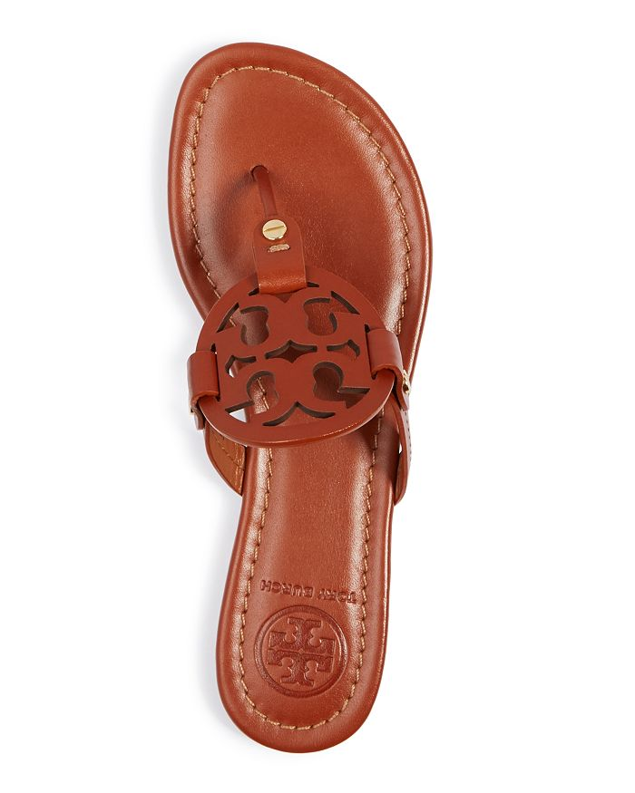 0970ba692 Tory Burch Women's Miller Thong Sandals | Bloomingdale's