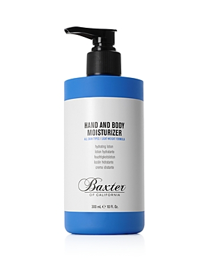 Baxter of California Hand & Body Moisturizer