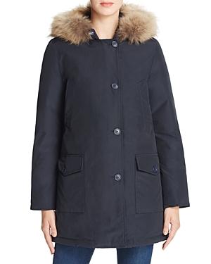 Woolrich John Rich & Bros Arctic Fur Trim Parka-Women
