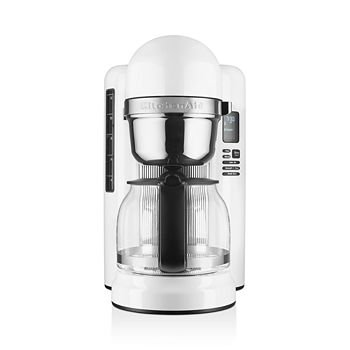 KitchenAid - 12-Cup Coffee Maker with One-Touch Brewing #KCM1204