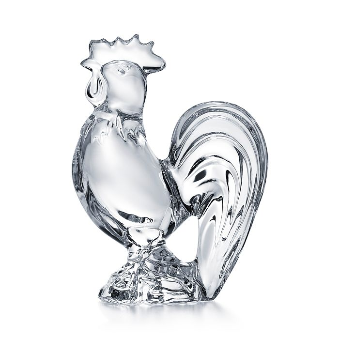 Baccarat - 2016 Zodiac Rooster