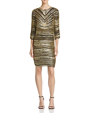 Parker Petra Sequin Dress