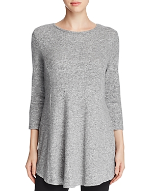 B Collection by Bobeau Brushed Tunic Top