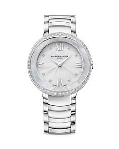 Baume & Mercier Promesse Diamond Watch, 34mm - Bloomingdale's_0