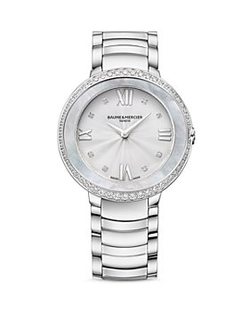 Baume & Mercier - Promesse Diamond Watch, 34mm