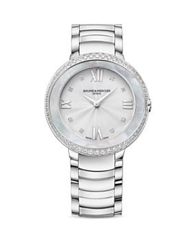 Baume & Mercier - Promesse Diamond Watch, 34mm