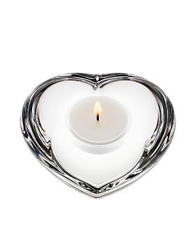 Orrefors - Nordic Light Amour Votive Holder