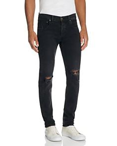 rag & bone - Fit 1 Super Slim Fit Jeans in Rock W