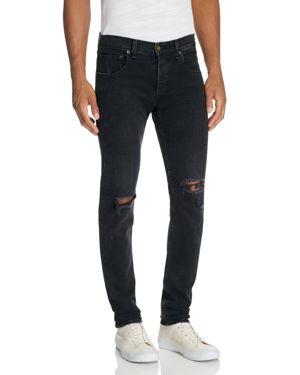 rag & bone Standard Issue Fit 1 Super Slim Fit Jeans in Rock W