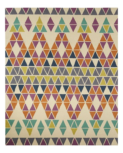 Jaipur - Catalina Rug Collection - Papyrus/Chinese Violet