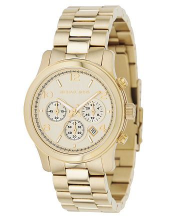 Michael Kors - Women's Chronograph Bracelet Watch 38MM
