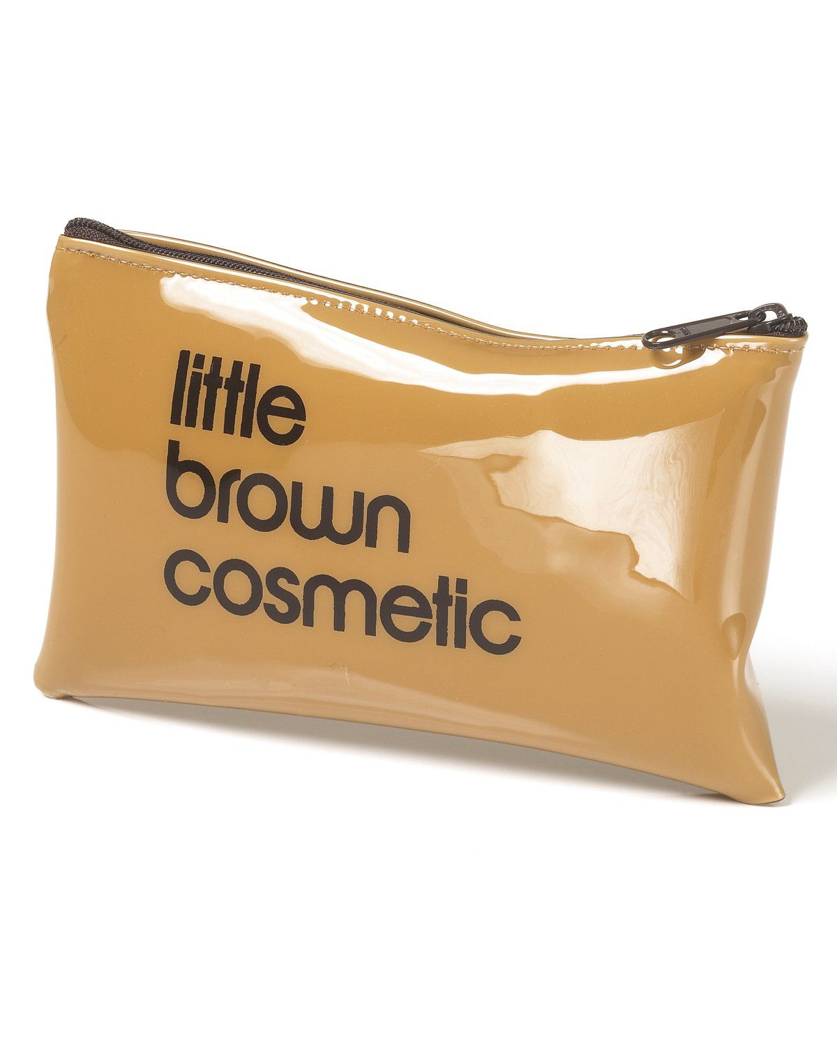 Little Brown Cosmetics Case   100 Percents Exclusive by Bloomingdale's